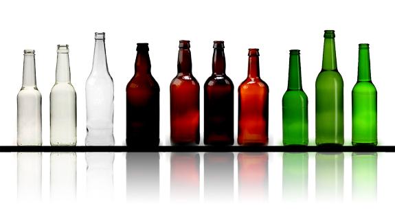 סתם, בקבוקים של בירה
