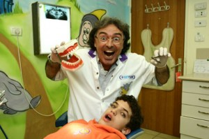 רופא שיניים. מה מפחיד?